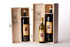 Jankara Vermentino di Gallura Superiore DOCG, bottiglie della prima vendemmia