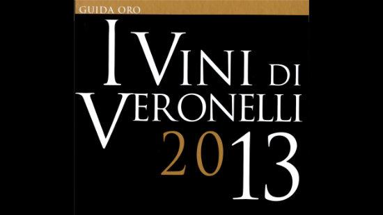 copertina della guida I vini di Veronelli 2013