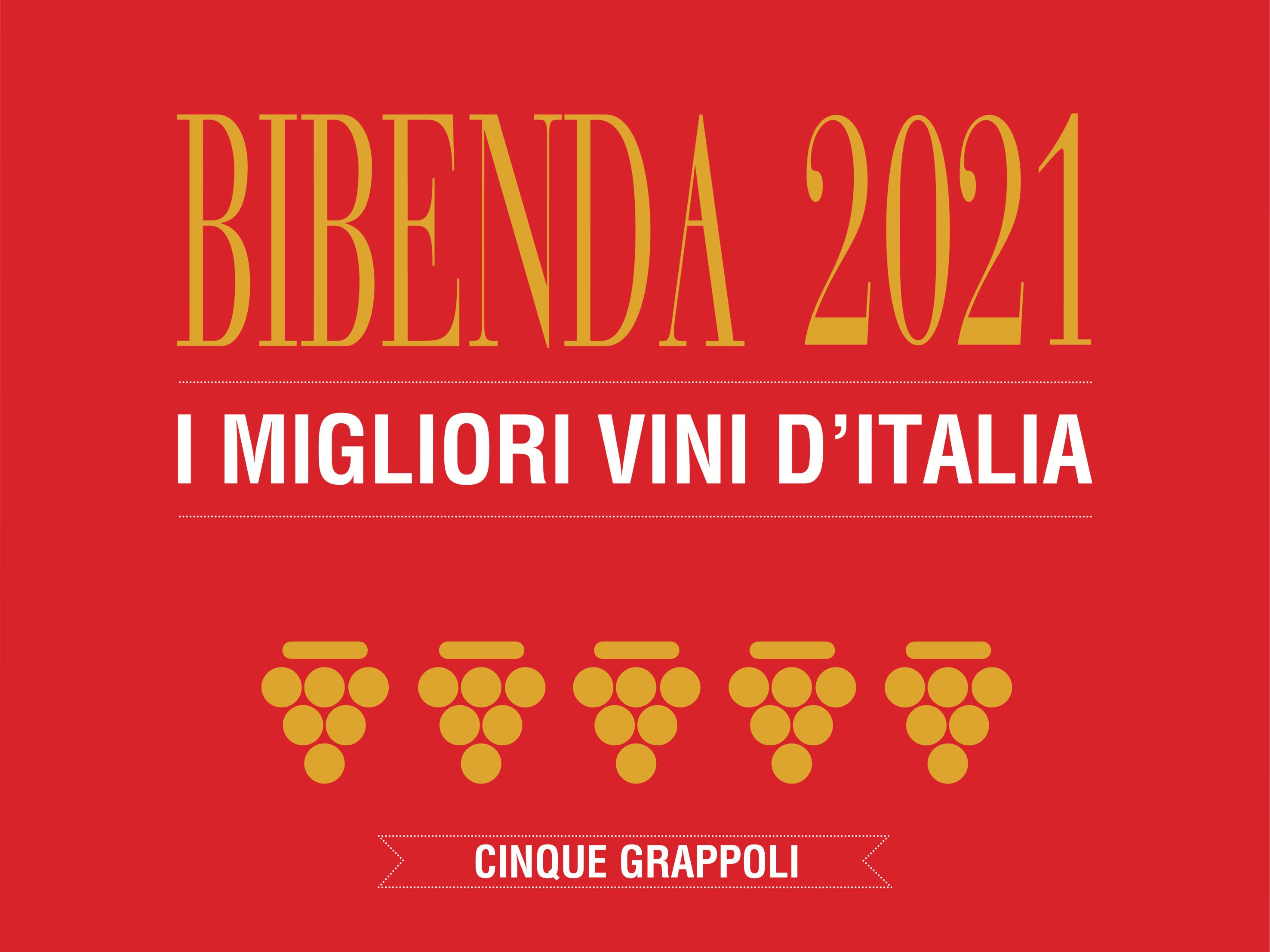Jankara Vermentino di Gallura Superiore 2019 wins Bibenda's prestigious 5 Grappoli 2021 award